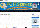 PC IT Service | Computer & Network Repair • Web Design