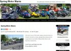 Spring Motor Mania | Cars, Motorcycles, Hot Rods, Race Vehicles, Performance, Custom
